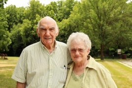 Ernie & Elsie Crewes; Ken & Donna Ashley